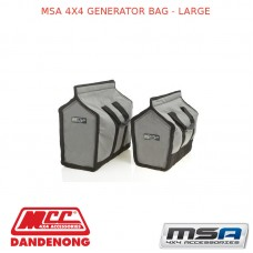 MSA 4X4 GENERATOR BAG - LARGE