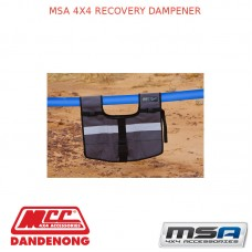 MSA 4X4 RECOVERY DAMPENER