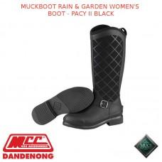 MUCKBOOT RAIN & GARDEN WOMEN'S BOOT - PACY II BLACK