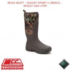 MUCK BOOT - WOODY SPORT II (MEN'S) - MOSSY OAK CTRY