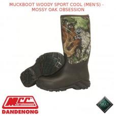 MUCKBOOT WOODY SPORT COOL (MEN'S) -  MOSSY OAK OBSESSION