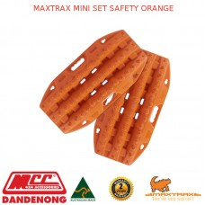 MAXTRAX MINI SET SAFETY ORANGE