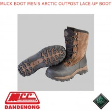 MUCK BOOT MEN'S ARCTIC OUTPOST LACE-UP BOOT