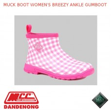 MUCK BOOT WOMEN'S BREEZY ANKLE GUMBOOT - SBZA-4GHM