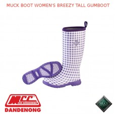 MUCK BOOT WOMEN'S BREEZY TALL GUMBOOT