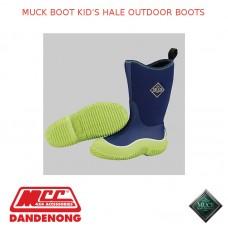 MUCK BOOT KID'S HALE OUTDOOR BOOTS - SKBH-333