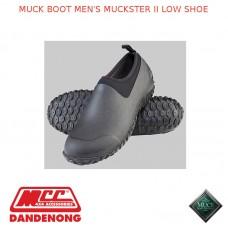 MUCK BOOT MEN'S MUCKSTER II LOW SHOE