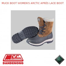 MUCK BOOT WOMEN'S ARCTIC APRES LACE BOOT