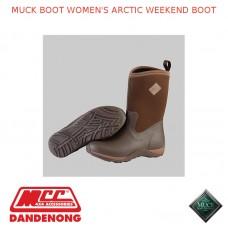 MUCK BOOT WOMEN'S ARCTIC WEEKEND BOOT
