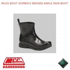MUCK BOOT WOMEN'S BERGEN ANKLE RAIN BOOT
