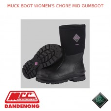 MUCK BOOT WOMEN'S CHORE MID GUMBOOT