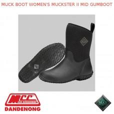 MUCK BOOT WOMEN'S MUCKSTER II MID GUMBOOT