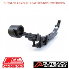 OUTBACK ARMOUR  LEAF SPRINGS EXPEDITION - OASU1133002
