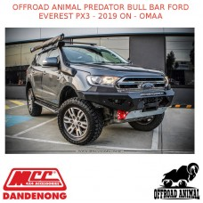 OFFROAD ANIMAL PREDATOR BULL BAR FORD EVEREST PX3 - 2019 ON - OMAA