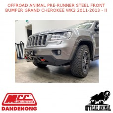 OFFROAD ANIMAL PRE-RUNNER STEEL FRONT BUMPER GRAND CHEROKEE WK2 2011-2013 - II