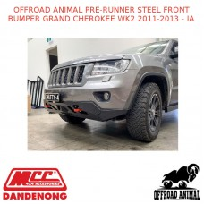 OFFROAD ANIMAL PRE-RUNNER STEEL FRONT BUMPER GRAND CHEROKEE WK2 2011-2013 - IA