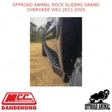 OFFROAD ANIMAL ROCK SLIDERS GRAND CHEROKEE WK2 2011-2020