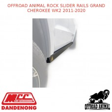 OFFROAD ANIMAL ROCK SLIDER RAILS GRAND CHEROKEE WK2 2011-2020