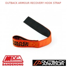 OUTBACK ARMOUR RECOVERY HOOK STRAP