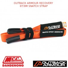 OUTBACK ARMOUR RECOVERY 6T/9M SNATCH STRAP