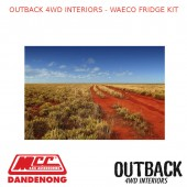 OUTBACK 4WD INTERIORS - WAECO FRIDGE KIT