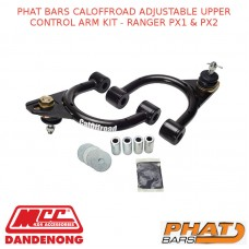 PHAT BARS CALOFFROAD ADJUSTABLE UPPER CONTROL ARM KIT - RANGER PX1 & PX2
