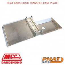 PHAT BARS HILUX TRANSFER CASE PLATE
