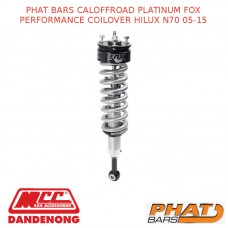 PHAT BARS CALOFFROAD PLATINUM FOX PERFORMANCE COILOVER HILUX N70 05-15