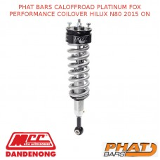 PHAT BARS CALOFFROAD PLATINUM FOX PERFORMANCE COILOVER HILUX N80 2015 ON