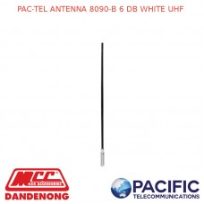 PAC-TEL ANTENNA 8090-W 6 DB WHITE UHF