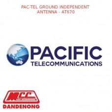 PAC-TEL GROUND INDEPENDENT ANTENNA - AT670