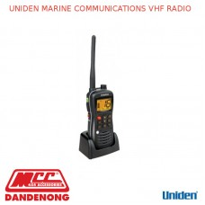 UNIDEN MARINE COMMUNICATIONS VHF RADIO - MHS127