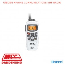 UNIDEN MARINE COMMUNICATIONS VHF RADIO - MHS155UV