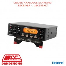 UNIDEN ANALOGUE SCANNING RECEIVER - UBC355XLT