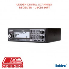 UNIDEN DIGITAL SCANNING RECEIVER - UBCD536PT