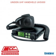 UNIDEN 5W MINI COMPACT UHF HANDHELD RADIO UH5000