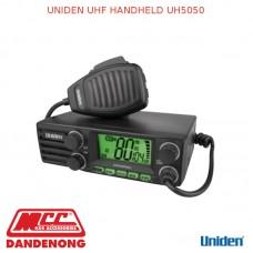 UNIDEN UHF HANDHELD UH5050