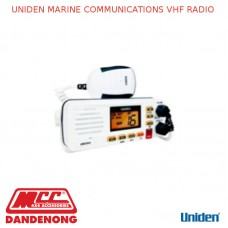 UNIDEN MARINE COMMUNICATIONS VHF RADIO - UM355VHF