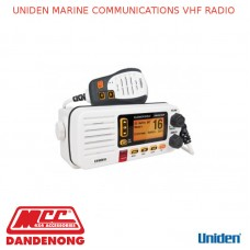 UNIDEN MARINE COMMUNICATIONS VHF RADIO - UM455VHF