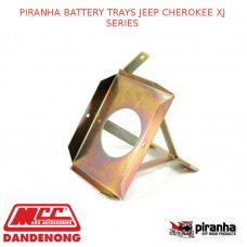 PIRANHA BATTERY TRAYS FITS JEEP CHEROKEE XJ SERIES