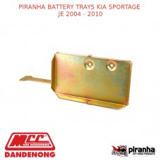 PIRANHA BATTERY TRAYS KIA SPORTAGE JE 2004 - 2010