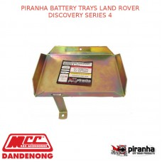 PIRANHA BATTERY TRAYS LAND ROVER DISCOVERY SERIES 4