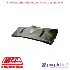 PURPLE LINE AEROPLUS WIND DEFLECTOR