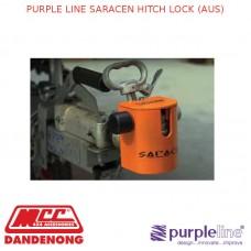 PURPLE LINE SARACEN HITCH LOCK (AUS)