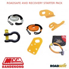 ROADSAFE 4WD RECOVERY STARTER PACK