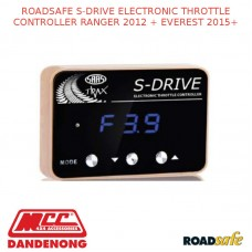 ROADSAFE S-DRIVE ELECTRONIC THROTTLE CONTROLLER RANGER 2012 + EVEREST 2015+