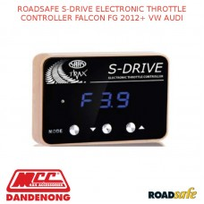 ROADSAFE S-DRIVE ELECTRONIC THROTTLE CONTROLLER FALCON FG 2012+ VW AUDI