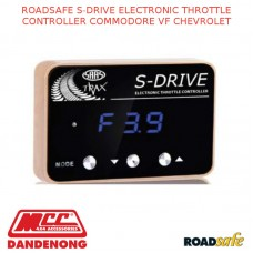 ROADSAFE S-DRIVE ELECTRONIC THROTTLE CONTROLLER COMMODORE VF CHEVROLET