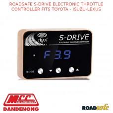 ROADSAFE S-DRIVE ELECTRONIC THROTTLE CONTROLLER TOYOTA - ISUZU-LEXUS