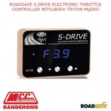 ROADSAFE S-DRIVE ELECTRONIC THROTTLE CONTROLLER MITSUBISHI TRITON PAJERO
